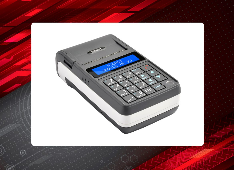 Mobile HS EJ - kasa firmy Posnet